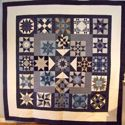 Magnificent Five Star Quilt-FOR SALE $400.00