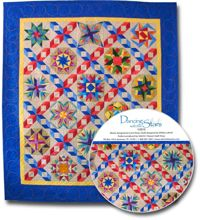 Dancing With the Stars Pattern CD