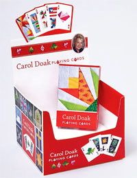 Carol Doak Playing Cards