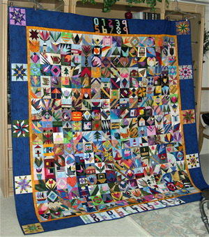 Simply Amazing Paper-Pieced Quilt!