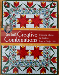Carol Doak`s Creative Combinations-SAVE $15 NOW