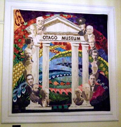 The Otaga Museum Quilt