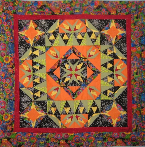 Julie's Mystery Quilt