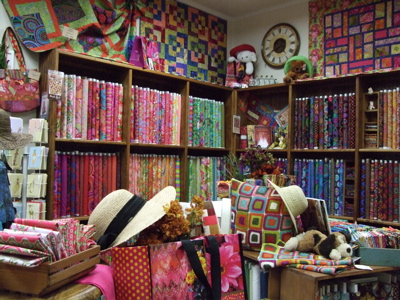 Creations Quilt Shop in Kerrville