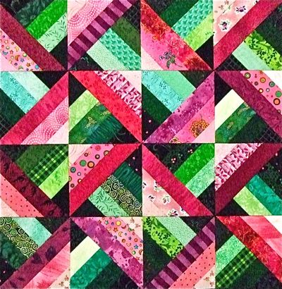 Scrap Quilts With Attitude