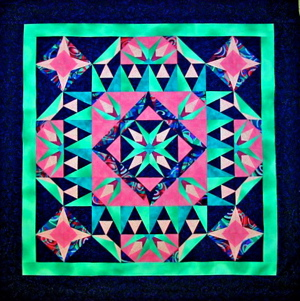 Leslie's Mystery Quilt