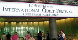 International Quilt Festival - Long Beach, CA